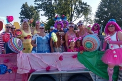 Festival Theme Parade Float