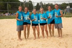 Volleyball Tournment Winner